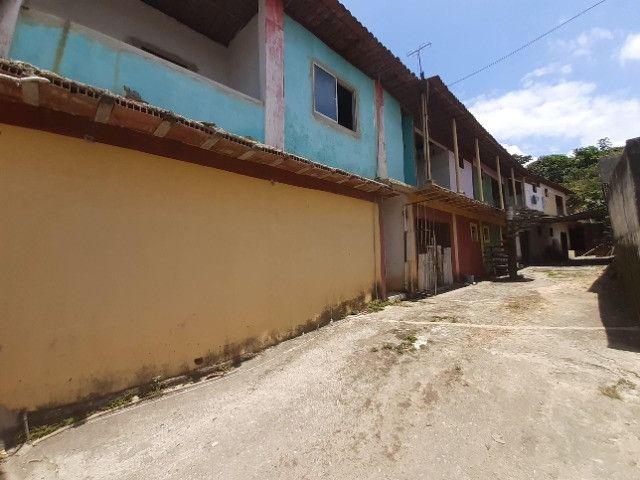 Casa com piscina e com pontos comerciais e 9 kitinetes na avenida em Itamaracá - Foto 6