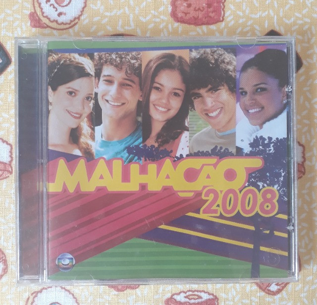 CD Malhação 2008 Nacional