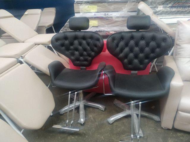 Salão beleza ?***só salão, móveis finos para salão beleza barbearia esmalteria - Foto 2