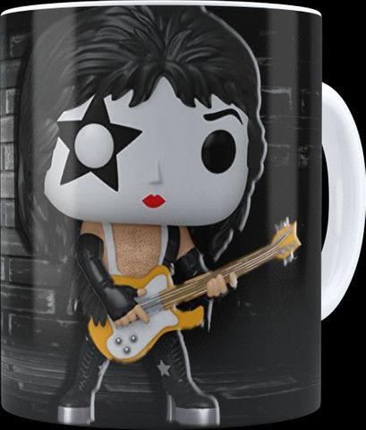 Canecas Colecionáveis Funko Pop Kiss! - Foto 4