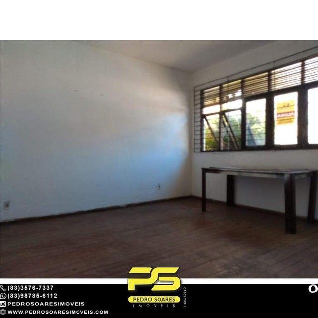Casa com 3 dormitórios para alugar, 275 m² por R$ 5.000/mês - Tambaú - João Pessoa/PB - Foto 2