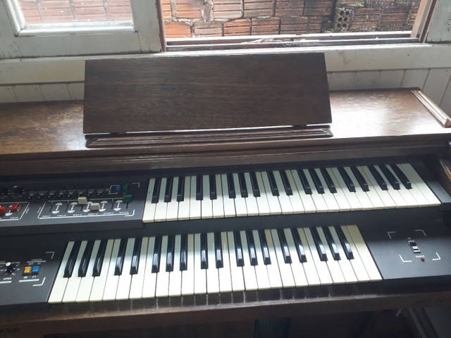 Órgão eletrônico Phinker  - Foto 5