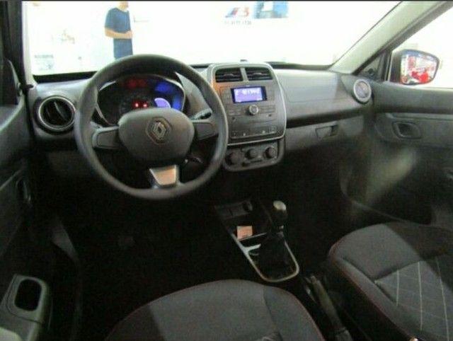 Renault Kwid 1.0 Disponível Parcelado - Foto 3