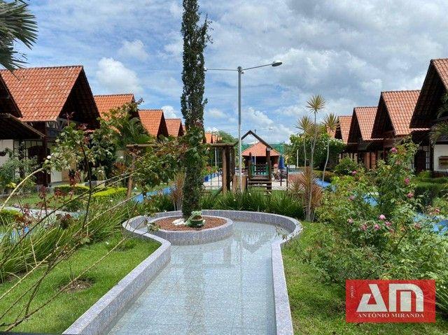 Vendo Excelente Casa Mobiliada em Condomínio em Gravatá - Foto 15