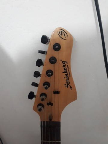 Guitarra strinberg USA - Foto 3