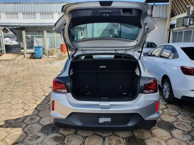 Onix Hatch 2021 - Ent: R$ 6.990,00 + 60x 1.599,00 - Foto 5