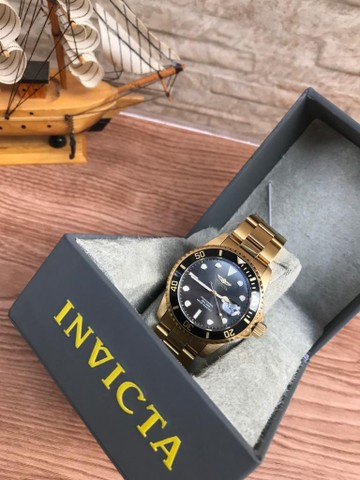 INVICTA PRO DIVER MENS QUARTZ 42MM - 33271  - ORIGINAL -SEMI-NOVO - Foto 3