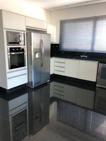 Casa com 4 dormitórios para alugar, 385 m² por R$ 24.000/mês - Tamboré - Santana de Parnaí - Foto 5