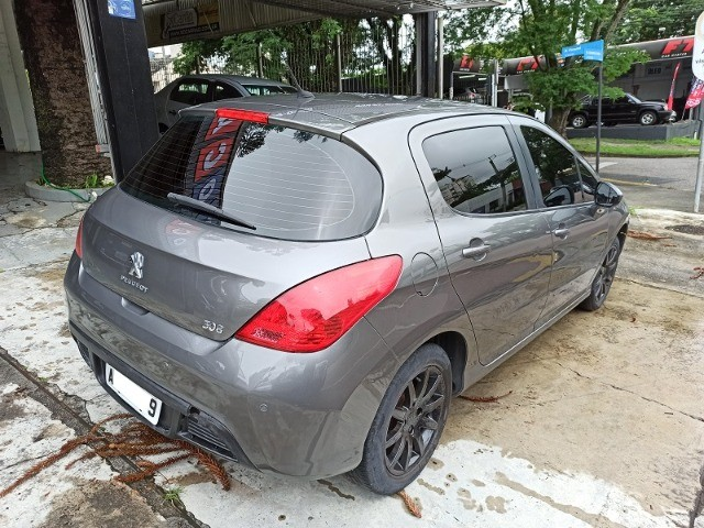 308 Active 1.6 Flex Ano 2013 - Completo, todo original, com manual, revisado - Foto 5