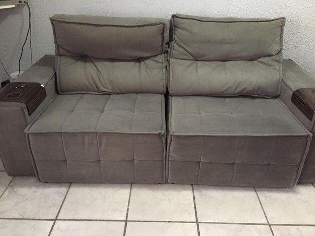 Sofa retratil  - Foto 3