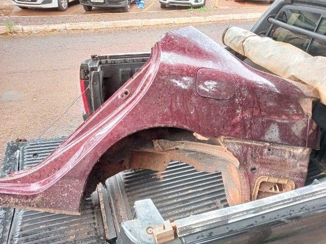 Traseira Corolla 2002 a 2008 - Foto 4
