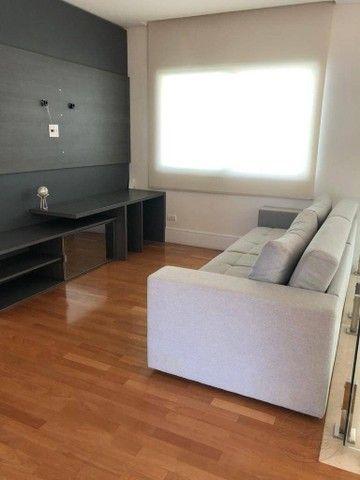 Casa com 4 dormitórios para alugar, 385 m² por R$ 24.000/mês - Tamboré - Santana de Parnaí - Foto 9