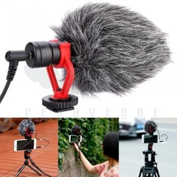 Microfone Tomate Cardióide MT-3303 - Foto 4