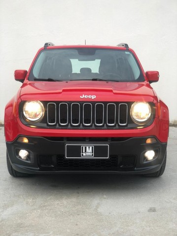 Jeep Renegade 1.8 2016 Flex