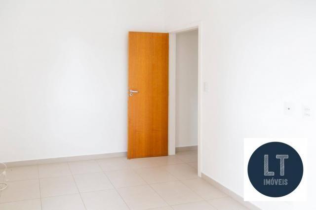 Apartamento com 2 dormitórios à venda, 64 m² por R$ 195.000,00 - Parque São Luís - Taubaté - Foto 15