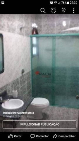 Casa assobradada, terreno 10x30m, 03 vagas, 04 dormitórios, suíte, à venda, 195 m² por R$  - Foto 11