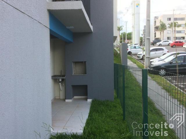 Apartamento para alugar com 1 dormitórios em Jardim carvalho, Ponta grossa cod:393113.001 - Foto 14