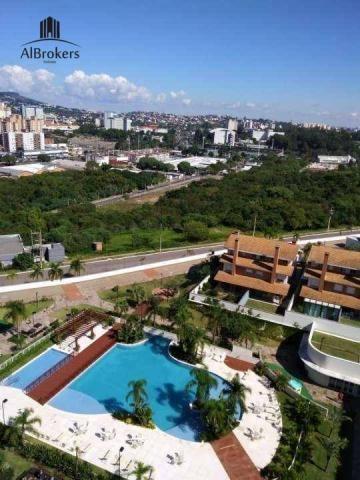Apartamento com 3 suítes à venda, 162 m² por R$ 1.490.000 - Central Parque - Porto Alegre/ - Foto 20