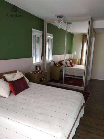 Apartamento com 3 suítes à venda, 162 m² por R$ 1.490.000 - Central Parque - Porto Alegre/ - Foto 4
