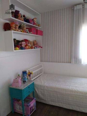 Apartamento com 3 suítes à venda, 162 m² por R$ 1.490.000 - Central Parque - Porto Alegre/ - Foto 8