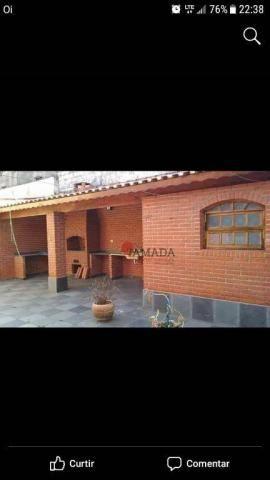 Casa assobradada, terreno 10x30m, 03 vagas, 04 dormitórios, suíte, à venda, 195 m² por R$  - Foto 16