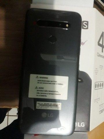 Vende-se LG k 41S - Foto 2