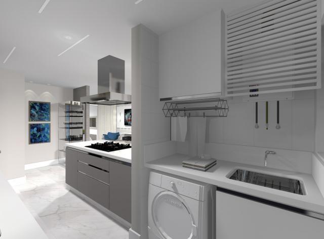 Apartamento à venda com 3 dormitórios em Centro, Guaratuba cod:0389/2021 - Foto 8