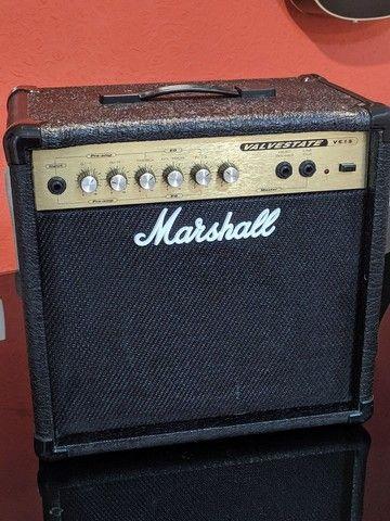 Amplificador Marshall Valvestate VS15 Inglês