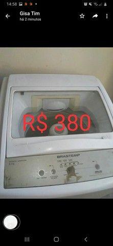 Máquina de lavar . Usada 6 kg Brastemp  - Foto 2