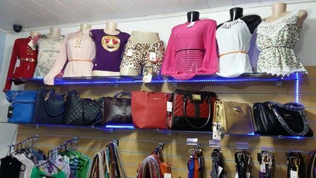 Vendo ou Troco Loja de Confecções Completa  - Foto 4