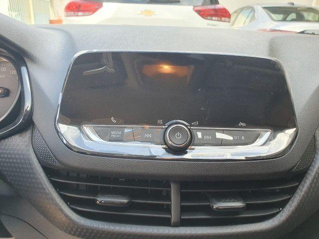 Onix Hatch 2021 - Ent: R$ 6.990,00 + 60x 1.599,00 - Foto 15