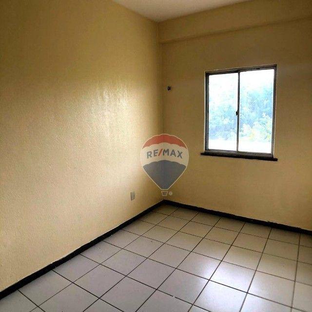 Apartamento com 2 dormitórios para alugar, 46 m² por R$ 750,00/mês - Edson Queiroz - Forta - Foto 10