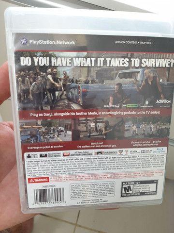 The Walking Dead (Survival Instinct) PS3. - Foto 4