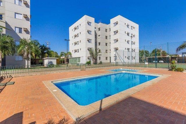 Apartamento para aluguel, 2 quartos, 1 vaga, Condomínio Solar dos Lagos - Três Lagoas/MS - Foto 12