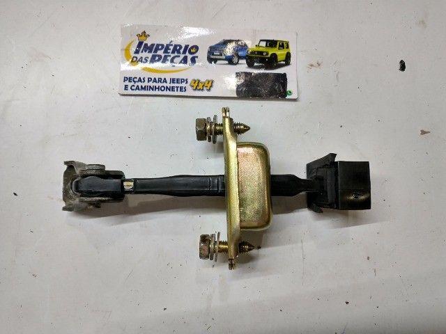 Limitador Porta Pajero Full 01/07 Dianteiro Direito #15259 - Foto 2