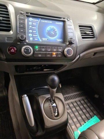 Honda Civic Automático Flex (Financio) - Foto 17