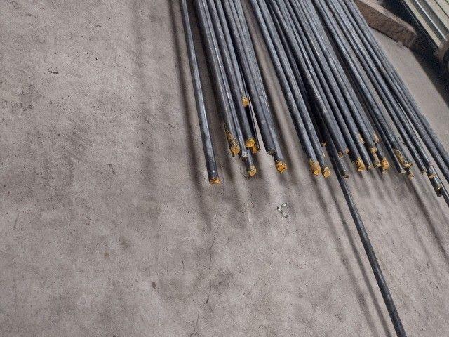 Ferro Redondo laminado 3/8 - Foto 3