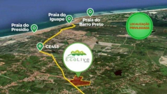 Loteamento Eco Live Aquiraz , venha morar perto da praia !! - Foto 3