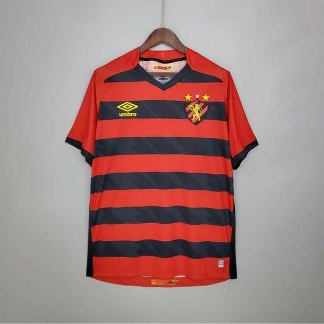 Camisas de time (Leia a descrição) - Foto 3