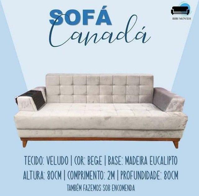 SOFÁ CANADÁ  - Foto 2