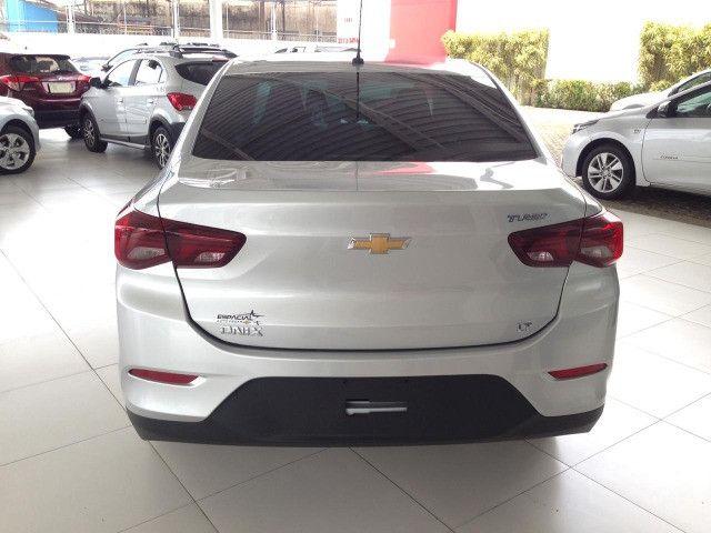 Chevrolet Onix Plus 1.0T LT Automático 2020/2021 - Foto 4