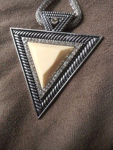 Colar Egito triângulo - Foto 2