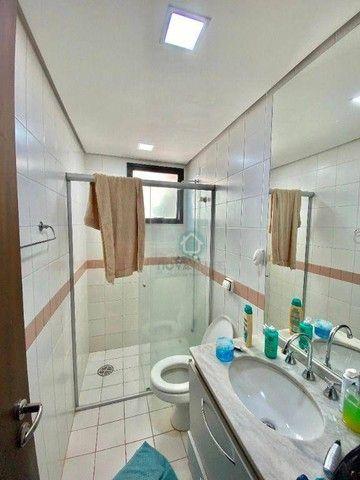 Central Park, Apartamento com 4 dormitórios à venda, 120 m² por R$ 600.000 - Centro - Camp - Foto 9