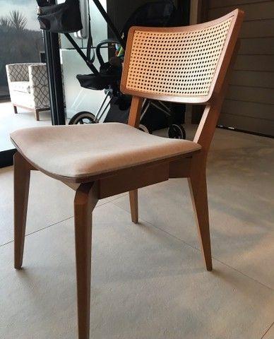 Mesa de jantar com 6 cadeiras Tok Stok - Foto 5