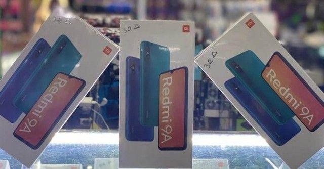 Redmi 9 A 32GB/2GB Ram Preto/Azul/Verde  - Foto 5