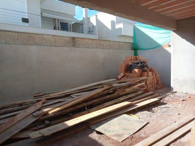 Excelente Casa Térrea Nova em Fase de Acabamento no Real Park Sumaré   - Foto 14