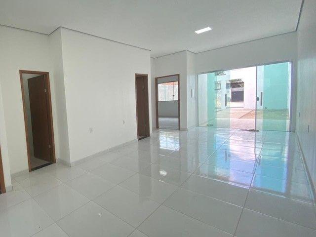 Casa nova 3 quartos com suíte, garagem lateral, 9x20  - Foto 5