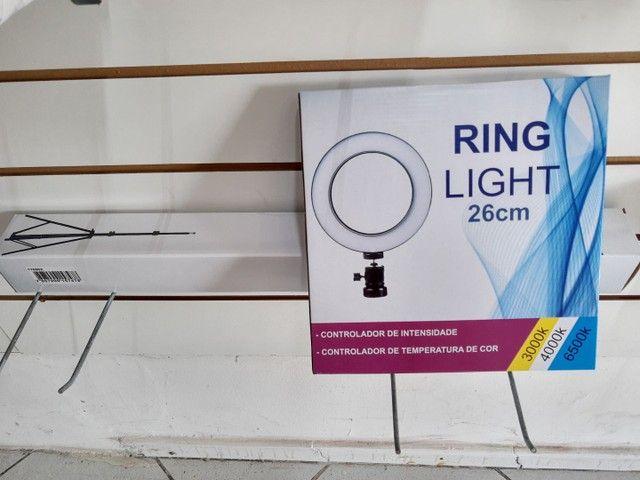 Ring light profissiona. Selfie Ring Light: Luz De Selfie Para O CelularPronta entrega - Foto 2