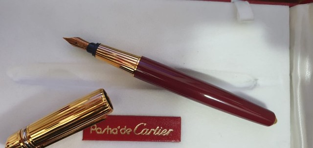 Caneta Cartier