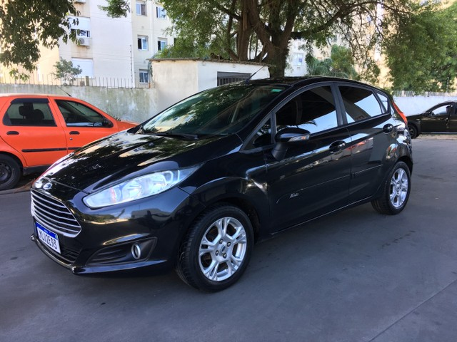 New Fiesta 1.6